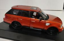 "Range Rover Sport ""Playerz"" in Copper Metallic 1:18"