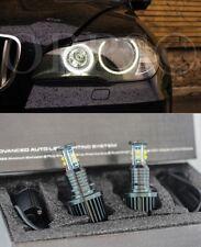 BMW E70 E71 E60 LCI H8 LED Standlicht 120W CanBus Weiß Angel Eyes Scheinwerfer