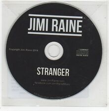 (GE83) Jimi Raine, Stranger - 2014 DJ CD