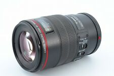 Excellent Canon EF 100mm F/2.8 L IS USM #51603