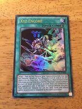 Xyz Encore Yugioh Trading Card JOTL-EN088 Spell Card