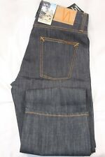 Nudie Jeans Easy Emil Straight Leg Dry Navy Organic 30 W 34 L New with Tags