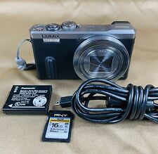 Panasonic LUMIX DMC-ZS40 18.1MP Digital Camera
