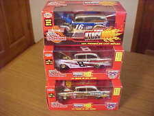 NEW #41 #8 #16 RACING CHAMPION 1/24 GOLD STOCK RODS CAR CIRCUIT CITY PRIMESTAR