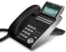 NEC ITL-12D-1 BK TEL IP Phone DT700 Series 690002 Black Refurb *1 Year Warranty*