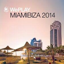 WEPLAY-MIAMIBIZA 2014 2 CD NEU