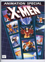 "The X-Men Animation Special Softcover Marvel Graphic Novel ""Pryde Of The X-Men"""