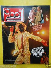 ciao 2001 rolling stones bob dylan gesù franco zeffirelli kraftwerk bob marley