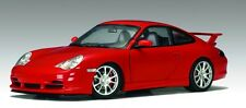 2003 PORSCHE 911 CARRERA GT3 (996) RED by AUTOART 77941 1/18  BRAND NEW IN BOX