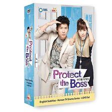 Protect the Boss Korean Drama Dvd  Region 1  YA Entertainment