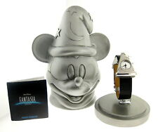 Fossil Unisex Mickey Mouse Fantasia 2000 Ltd Edition Watch And Figure Set #DS-12