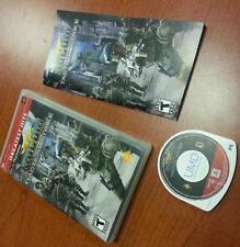 SOCOM: U.S. Navy SEALs Tactical Strike (PlayStation Portable,2007)visit my store