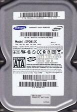 SAMSUNG SP0812C P/N: 350388-001 80GB SATA b8-10