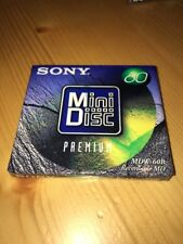 Sony Recordable MiniDisc MDW-60B
