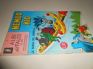 libro: -LA BANCA DEL CERVELLO- -ALBI DEL FALCO  -N. 293 NEMBO KID