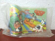 1992 Burger King Kids Meal TOY GOOF TROOP BOWLERS PJ
