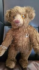 "Bear named Winston by Knickerbocker Bears 12"" Good Luck Bear"