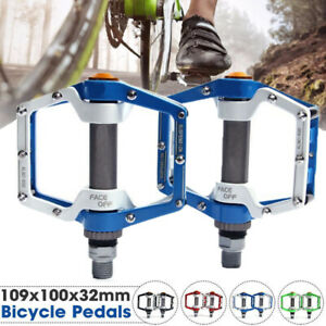 "Ultralight 9/16"" Mountain Bike Aluminum Road Bike Sealed Bearing Bike Pedals~`"