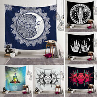 Nordic Tapestry Wall Hanging Mandala Hippie Gypsy Bedspread Throw Bohemian Cover