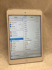 """Apple iPad mini 1st Gen. 16GB, Wi-Fi + Cellular (VERIZON), A1455 7.9"""" - White"""