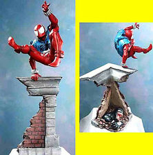 Scarlet Spider-man Statue Spiderman Bowen Designs Marvel Comics 2005