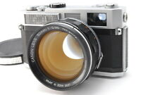 【EXC+++++】Canon 7 35mm Rangefinder Film Camera w/ 50mm f/0.95 Lens From JAPAN