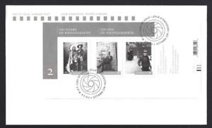 Canada  # 2756   # 2   150 YEARS of PHOTOGRAPHY     New 2014 Unaddressed Issue