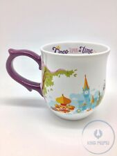 New Disney Parks Princess Castles Once Upon A Time Happily Ever After Mug Cup