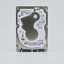 """Seagate ST500LX012 500GB Ultra Mobile SSHD 8GB NAND Flash 5mm 2.5"""" SATA HDD"""