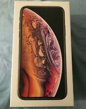 New Sealed Apple iPhone XS - 64GB - Gold (Unlocked) Clean ESN