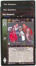 The Slashers x4 CE VTES Jyhad Lot A