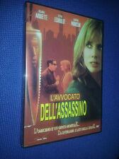 cofanetto+DVD nuovo film L'AVVOCATO DELL'ASSASSINO - Rossana Arquette