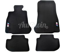 BMW 6 Series F06 Gran Coupe Winter Floor Mats With Rubber Background /// M