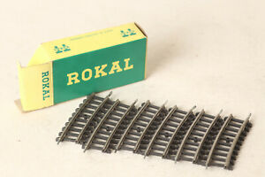 Rokal Tt Rtacks 6 X 02154 Bent 66 MM 1/32 Hollow Profile (187504)