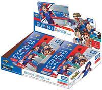 TAKARA TOMY Inazuma Eleven Eleven license Vol.4 BOX from Japan*