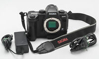 Sigma SD9 SD 9 SD-9 Gehäuse Body DSLR Kamera