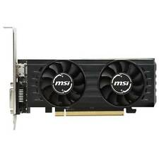 MSI AMD Radeon RX 550 2GT LP OC 2GB GDDR5 DVI/HDMI Low Profile pci-e Video