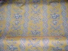 Stroheim Romann Marguerite Buttercup Bluebell Outdoor Print Upholstery Fabric