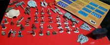 Galoob GIG 90s MICRO MACHINES Star Wars LIGHT SIDE LOT REBEL ARMY