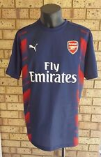 PUMA Arsenal FC Authentic Jersey Gunners size XXL Training Soccer Football