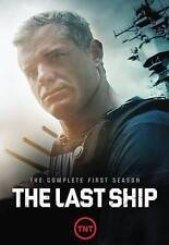 The Last Ship: The Complete First Season 1 (DVD, 2015, 3-Disc Set)