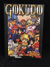 Gokudo- The Perfect Collection Volume 1,2,3 DVD