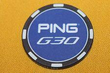 Ping G30 Golf Ball Marker Poker Chip   NEW