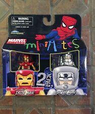 Marvel Minimates NEO CLASSIC IRON MAN & STILT MAN Wave 36 90's Avengers