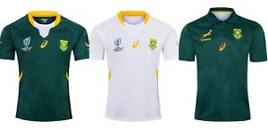 SOUTH AFRICA 2020 home/away/polo national team rugby jersey shirt S-3XL