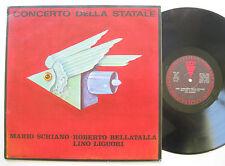 LP MARIO SCHIANO/Roberto Bellatalla/LINO Liguori – Concerto della statale