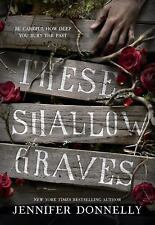 These Shallow Graves-ExLibrary