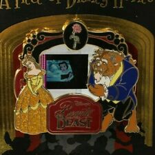 Disney Piece of Movies History Pin Podm Le 2000 Beauty & the Beast Winter Belle