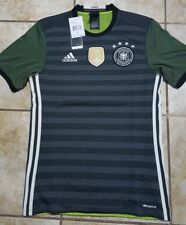 Adidas Germany Euro 16 Away Jersey AA0110 Soccer Football Team Shirt Top Size  S