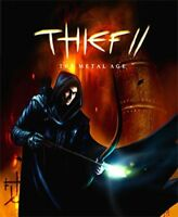 Thief II 2 The Metal Age Pc 2 New Cd Roms In Paper Sleeves XP